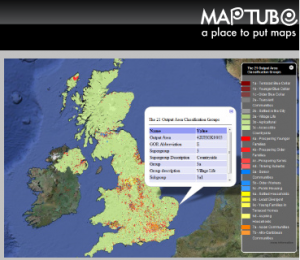 MapTube